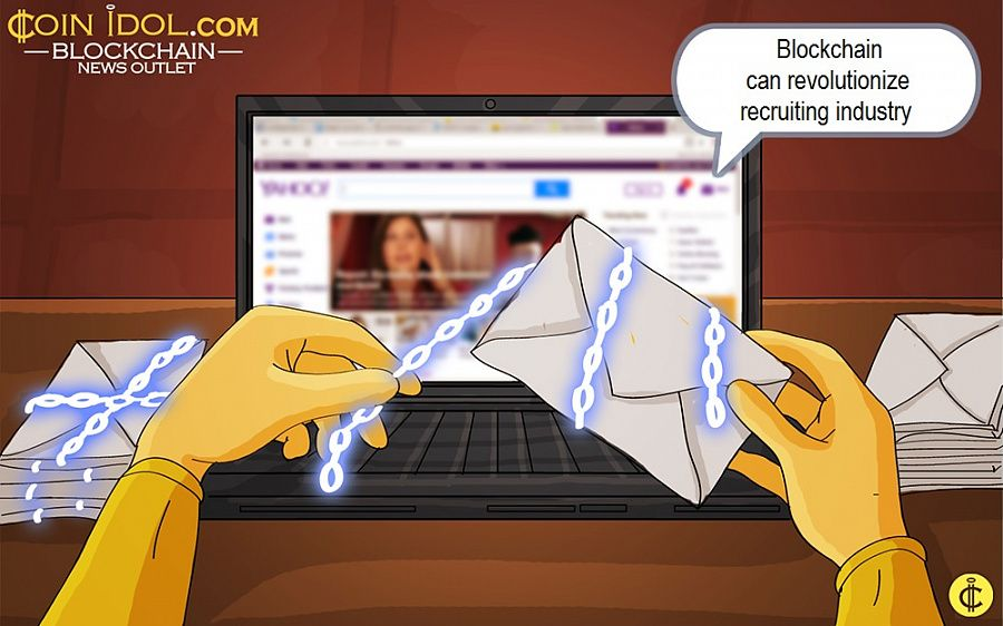 Blockchain can revolutionize recruiting industry