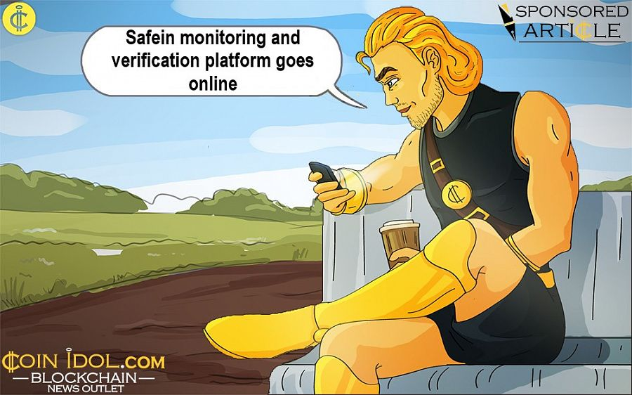 Safein monitoring and verification platform goes online