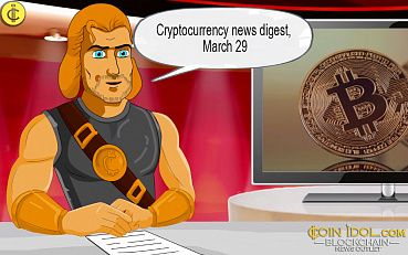 Digest, March 29: BTC Price Falls, Belarus to Use Cryptocurrency Accounting Standards