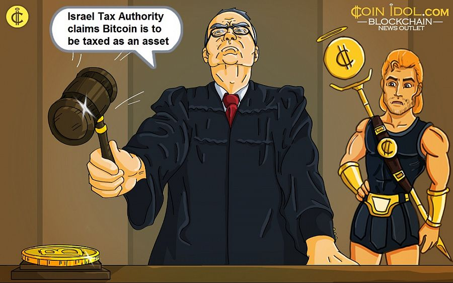 Israel Tax Authority claims Bitcoin is to be taxed as an asset