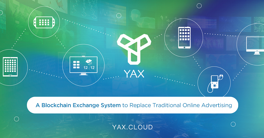 The YAX platform seeks to replace the traditional Internet advertising model of commerce with a fair and transparent system that rewards each stakeholder in the digital advertising ecosystem, from advertisers and consumers to publishers and creators.