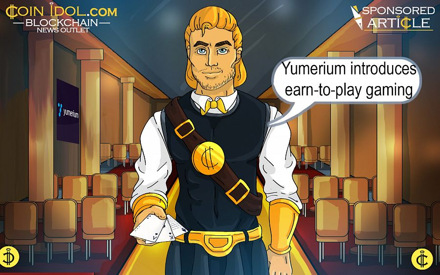 Yumerium introduces gaming