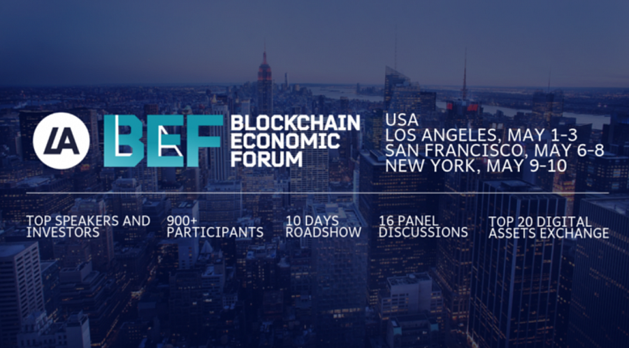 It is already the 5th BEF, previously it has been held in Davos (2019), San Francisco (2018), Singapore (2018) and New York (2017).