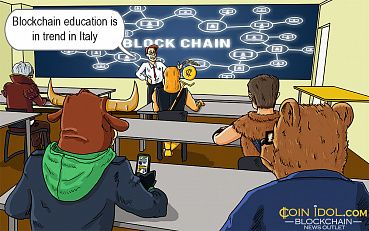 Blockchain Academic Courses Are Increasing in Italian Universities