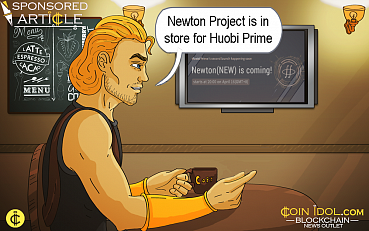 Newton Project, a Blockchain Amazon is Going to Huobi Prime