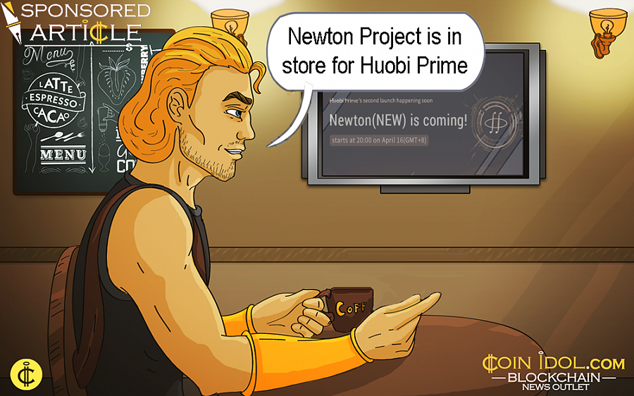 Huobi Prime is a selective token listing channel of Huobi Global exchange, aims to explore potential blockchain applications, gather industry resources and promote the development of blockchain ecosystem.