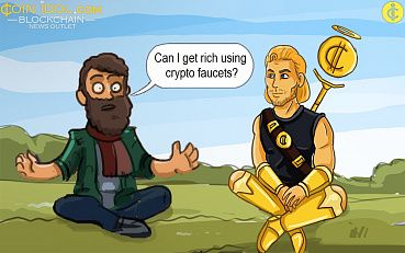 Bitcoins to Everyone: Is It Possible to Get Rich with Crypto Faucets?