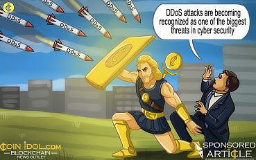DDoS is a Real Menace – but Blockchain Can Help