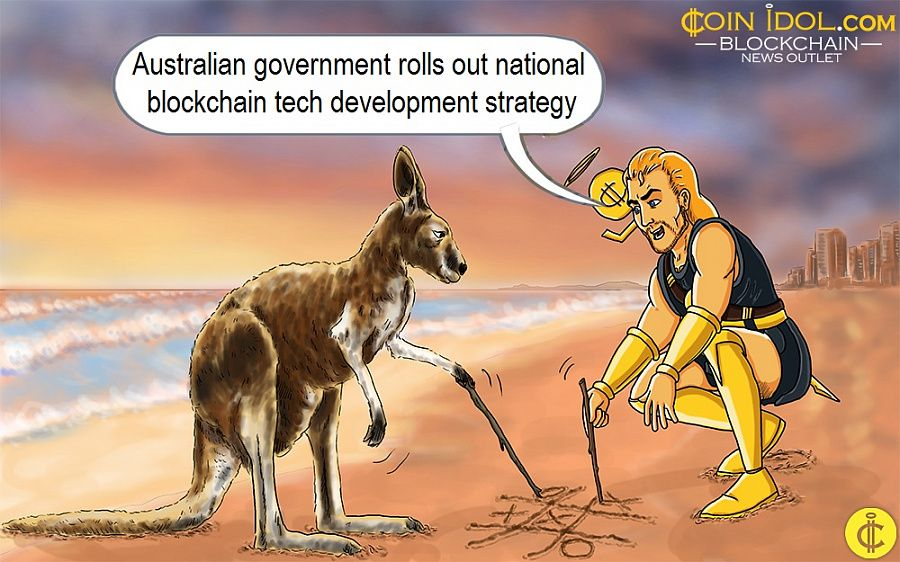 Australian government rolls out national blockchain tech development strategy