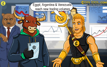 Egypt, Argentina & Venezuela Reach New Peer-to-Peer Bitcoin Trading Volumes, European Markets Declines