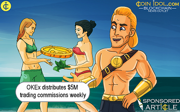 Against Fake Volume Allegation: OKEx Distributes $5M Trading Commissions to Users Weekly