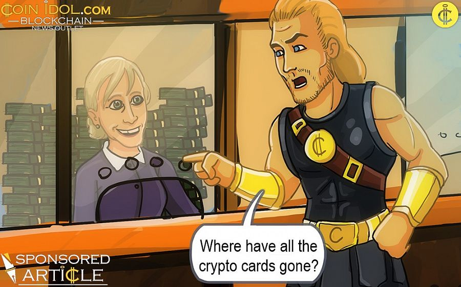 Crypto Cards Gone