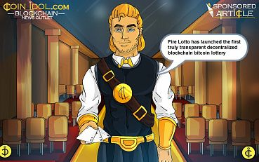 Fire Lotto has Launched the First Truly Transparent Decentralized Blockchain Bitcoin Lottery