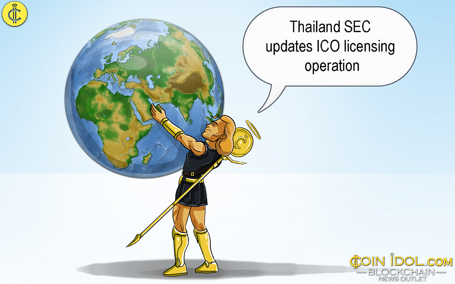Mrs Praopon Senanarong, the Assistant Secretary Thai SEC, revealed that it is reviewing and revising six different applications for Initial Coin Offering (ICO) portals, that are expected to be officially approved in Q4 of 2018.