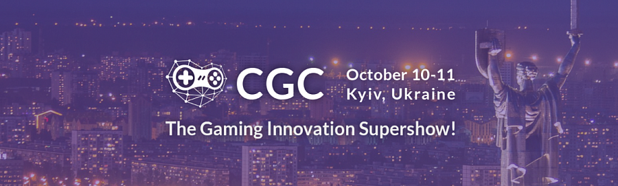 The event will take place in Kyiv, Ukraine, on October 10-11.