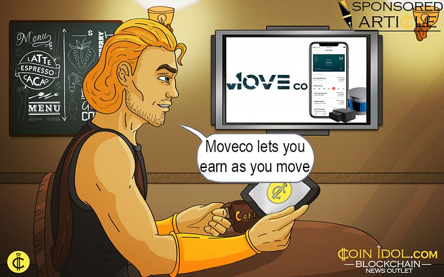 Moveco lets you earn