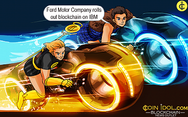 Ford Motor Company Rolls Out Blockchain on IBM for Cobalt Supply Chain Transparency
