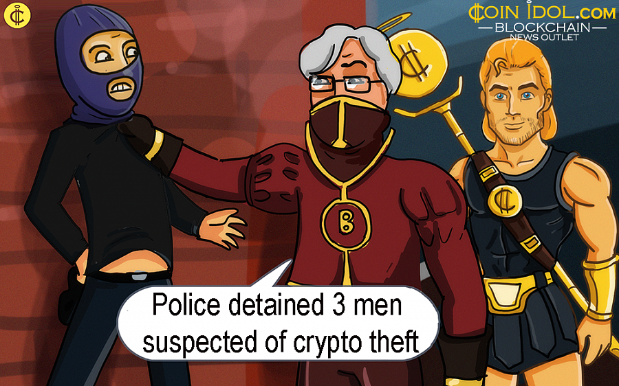 The 3 men successfully stole nearly $5 million worth of crypto, according to the prosecutor in charge, stated a report by 24Chasa, a Bulgarian newspaper.