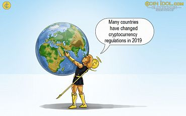 Countries that Changed their Cryptocurrency Laws in 2019