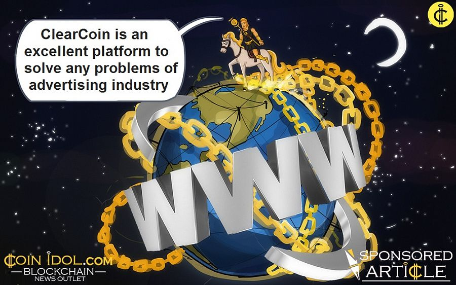 ClearCoin is an excellent platform to solve any problems of advertising industry