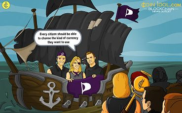 Dutch Pirate Party: The Negative Side of Bitcoin